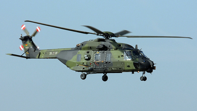 78-36 - NH Industries NH-90TTH - Germany - Army