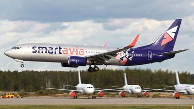 A picture of VQBBW - Boeing 73786N - Smartavia - © Airyura