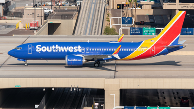 N8809L - Boeing 737-8 MAX - Southwest Airlines