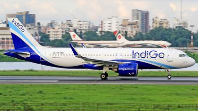VT-IVU - Airbus A320-271N - IndiGo Airlines