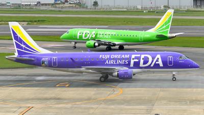 JA06FJ - Embraer 170-200STD - Fuji Dream Airlines