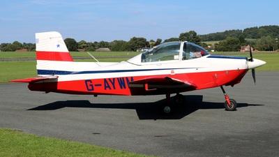 A picture of GAYWM - AESL Airtourer Super 150 - [A534] - © David Cook