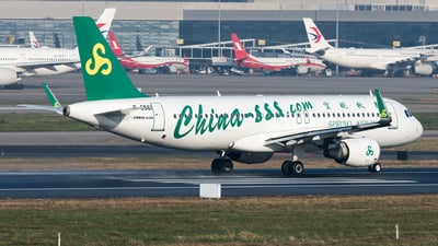B-6561 - Airbus A320-214 - Spring Airlines