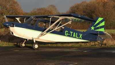 G-TALX - Bellanca 8KCAB Decathlon - Tatenhill Aviation Limited