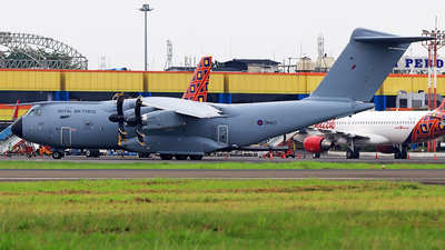 A picture of ZM403 - Airbus A400M -  - © 25suherdyanto