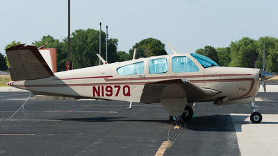N197Q - Beechcraft S35 Bonanza - Private