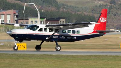ZK-MSF - Cessna 208B Grand Caravan - Milford Sound Flightseeing