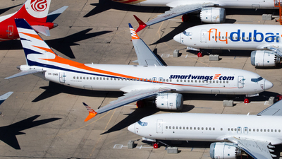 OK-SWR - Boeing 737-8 MAX - SmartWings