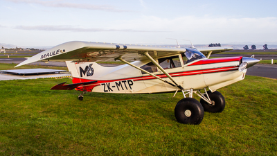 ZK-MTP - Maule M-6-235 - Private