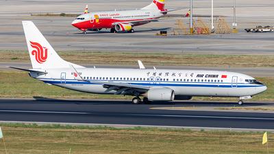 A picture of B5622 - Boeing 73789L - Air China - © Yan Shuai