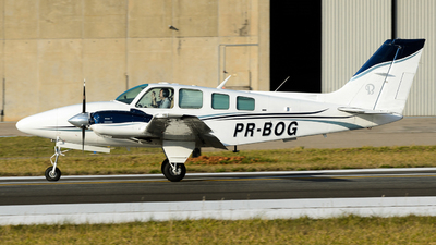 PR-BOG - Beechcraft 58 Baron - Private