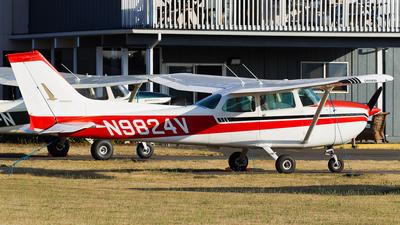 N9824V - Cessna 172M Skyhawk II - Private