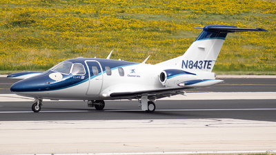 N843TE - Eclipse 500 - Eclipse Aviation