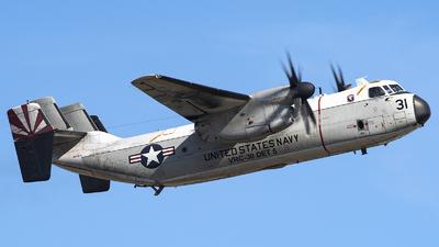 162165 - Grumman C-2A Greyhound - United States - US Navy (USN)