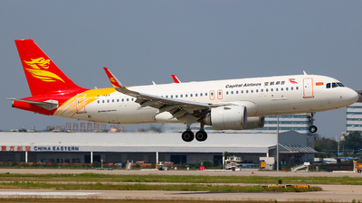 B-1247 - Airbus A320-251N - Capital Airlines
