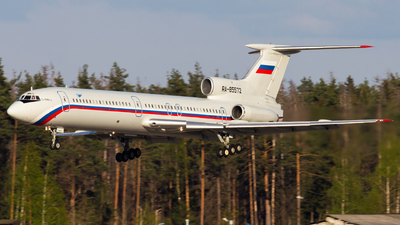 RA-85572 - Tupolev Tu-154B-2 - Russia - Air Force