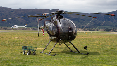 ZK-HQW - Hughes 369D - Wanaka Helicopters