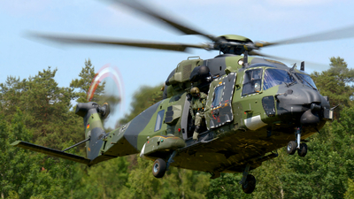 79-38 - NH Industries NH-90TTH - Germany - Army