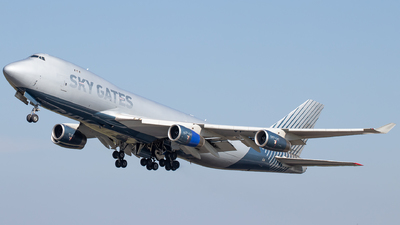 A picture of VPBCH - Boeing 747467(F) - Sky Gates Airlines - © Julian S.