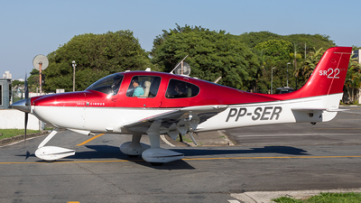 PP-SER - Cirrus SR22-GTS - Private