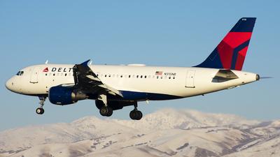 N315NB - Airbus A319-114 - Delta Air Lines