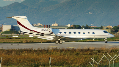 N650NB - Gulfstream G650 - Private