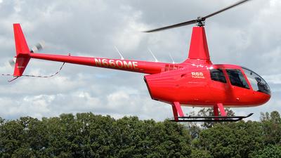N660ME - Robinson R66 Turbine - Private