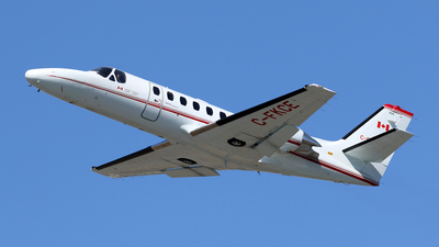 C-FKCE - Cessna 550 Citation II - Canada - Department of Transport