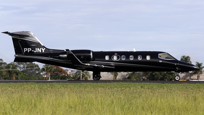 PP-JNY - Bombardier Learjet 31A - Private