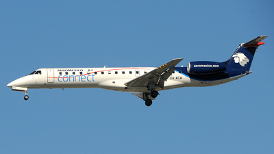 A picture of XAACA - Embraer ERJ145LR - [145144] - © FOKKER AIRCRAFT