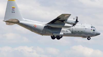 FAC1015 - Lockheed C-130H Hercules - Colombia - Air Force
