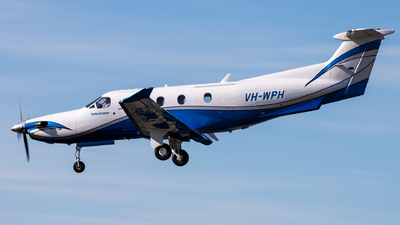 VH-WPH - Pilatus PC-12/47 - Private