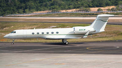 N91CW - Gulfstream G-V - Private
