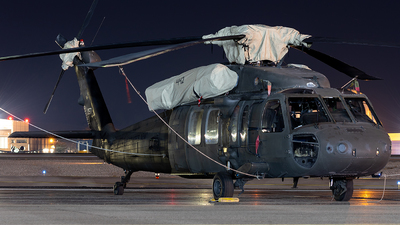 88-26057 - Sikorsky UH-60A Blackhawk - United States - US Army