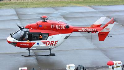 D-HECE - MBB BK117B-2 - DRF Luftrettung