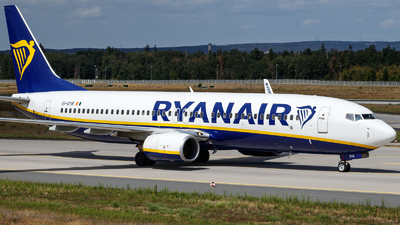 EI-DYB - Boeing 737-8AS - Ryanair