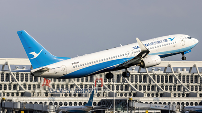B-6490 - Boeing 737-85C - Xiamen Airlines