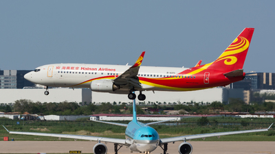 B-5371 - Boeing 737-84P - Hainan Airlines