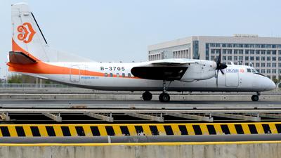 B-3705 - Xian MA-60 - OK Air