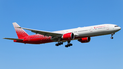 A picture of EIGES - Boeing 77731H(ER) - Rossiya - © Vitaly Revyakin