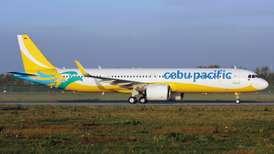 D-AYAJ - Airbus A321-271NX - Cebu Pacific Air