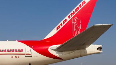 VT-ALG - Boeing 777-237LR - Air India