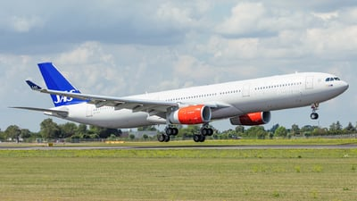 SE-REH - Airbus A330-343 - Scandinavian Airlines (SAS)