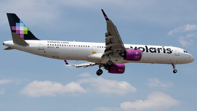 A picture of N537VL - Airbus A321271N - Volaris - © Juan Carlos Alvarez (MAS Aviation Press)