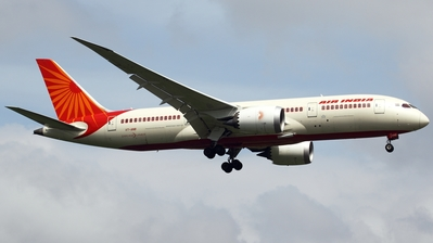 VT-ANB - Boeing 787-8 Dreamliner - Air India