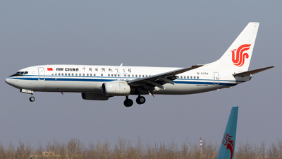 A picture of B5179 - Boeing 73786N - Air China - © TasKforce404-HK416