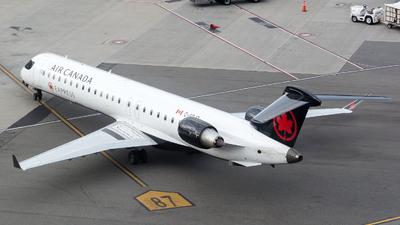 C-GPJZ - Bombardier CRJ-705LR - Air Canada Express (Jazz Aviation)
