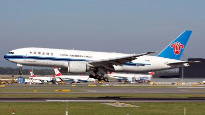 B-2081 - Boeing 777-F1B - China Southern Cargo