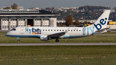 G-FBJG - Embraer 170-200STD - Flybe