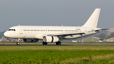 LZ-MDK - Airbus A320-232 - Fly2Sky